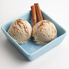 Cinnamon ice cream - www. Cookbook Recipes, Dessert Recipes, Ice Cream Images, The Kitchen Food Network, Cinnamon Ice Cream, Ice Ice Baby, Vegan Ice Cream, Ice Cream Recipes, Greek Recipes