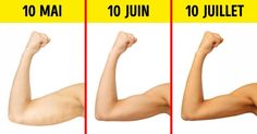 Tuvas pouvoir mettre n'importe quelle robe Underarm Workout, Arm Exercises With Weights, Arm Toning Exercises, Arm Workout No Weights, Stretches, Lose Armpit Fat, How To Lose Arm Fat, Loose Arm Fat, Loose Weight