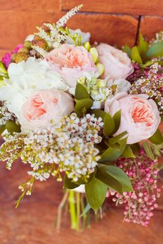 beautiful bouquet by Stems of Dallas
