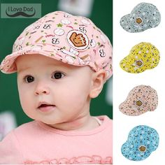 Accessories Boys' Baby Clothing Baby Boys Hat Cartoon Children Ears Baseball Caps Spring Summer Baby Girl Sun Hats Beanies Kids Photography Props Moderate Cost