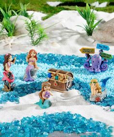 Another great find on #zulily! Miniature Under-the-Sea Kit #zulilyfinds