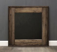 Genial Reclaimed Wood Mirror Bathroom Mirror Brown W By KennethDante