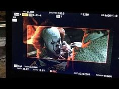 """""""IT"""" stars Bill Skarsgård (""""Allegiant,"""" TV's """"Hemlock Grove"""") as the story's central villain, Pennywise. An ensemble of young actors also star in the film, including Jaeden Lieberher (""""Midnight Special""""), Jeremy Ray Taylor (""""Alvin and the Chipmunks: The Road Chip""""), Sophia Lillis (""""37""""), Finn Wolfhard (TV's """"Stranger Things""""), Wyatt Oleff (""""Guardians of the Galaxy""""), Chosen Jacobs (upcoming """"Cops and Robbers""""), Jack Dylan Grazer (""""Tales of Halloween"""") and Nicholas Hamilton (""""Captain…"""