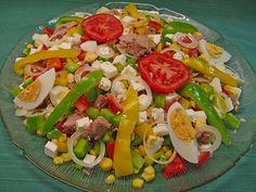 Thunfischsalat (Rezept mit Bild) von kaya1307 | Chefkoch.de