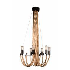Dutchbone Beads Hanglamp - 110 cm - afbeelding 1