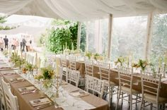 soft billowy curtains ceiling wedding reception