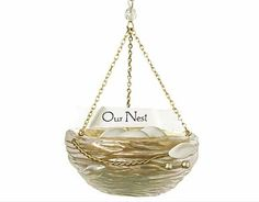 2011Our Nest Hallmark Ornament | Hallmark Keepsake Ornaments at Hooked on Hallmark Ornaments