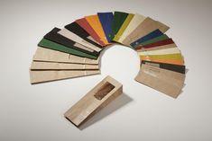 Blockbodenbeutel mit oder ohne Sichtfenster. In 3 Größen und vielen Farben erhältlich. Colors