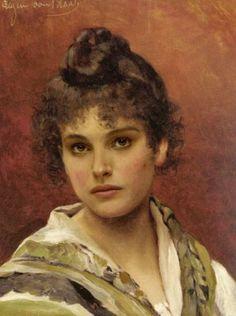 Renaissance ancestors of celebrities - Natalie Portman