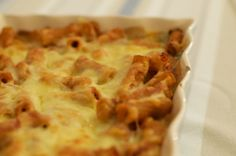 Chicken stroganoff, Pasta bake and Pasta on Pinterest