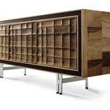 Compre online B-186 | mesa By dale italia, mesa retangular de carvalho