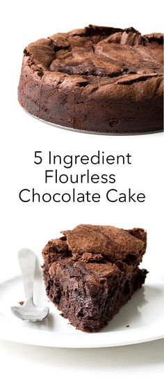 Flourless Chocolate
