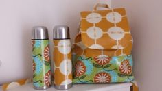 matching flasks and bag available @The Bath Artisan Market  april 13