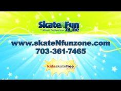 Skating Rink Manassas - Laser Tag - Roller Skating Manassas, VA