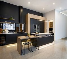 Karlie & Will, Industrial Meets Deco | Freedom Kitchens