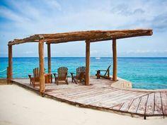 Playa Azul Spa Resort Cozumel Island, Resort Spa, Pergola, Outdoor Structures, Outdoor Pergola