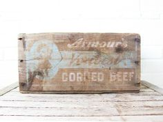 Vintage Rustic Wood Box - Antique Wooden - http://myshabbychicdecor.com/vintage-rustic-wood-box-antique-wooden/ - #shabby_chic #home_decor #design #ideas #wedding #living_room #bedroom #bathroom #kithcen #shabby_chic_furniture #interior interior_design #vintage #rustic_decor #white #pastel #pink