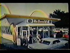 Late McDonalds Commercials Part First Take-Out Meal Most of We… Vintage Tv, Vintage Stuff, Come Saturday Morning, No Time For Me, All About Time, Old Commercials, Cheese Burger, Soul Train, Commercial Ads