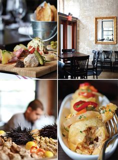 BOULEVARDIER voted one of best new restaurants in Dallas 2012.  Bishop Arts District, french cuisine.