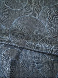 """Skalakattack Slate - Transitional jacquard fabric from Valdese Weavers with Crypton Home Finish – Durable and stain resistant, perfect for any furniture upholstery fabric project. Content; 58% rayon / 21% poly / 21% nylon. Weight; 0.89 lbs per yard. Width; 58"""". Made in U.S.A"""