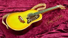 3D Acoustic Guitar Cake Tutorial