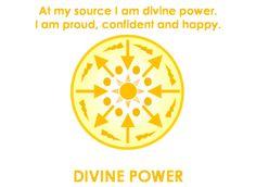 Solar Plexus Mandala... repinned by http://Reiki-Master-Training.com
