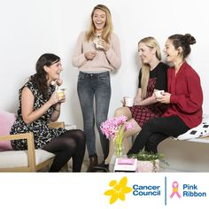 Thinking about hosting a Girls' Night In with your friends for the first time? Cancer Council is here to help! We've got lots of great tips for first timers here: www.pinkribbon.com.au How To Raise Money, Girls Night, Girlfriends, First Time, Going Out, Cancer, Tips, Women, Fashion