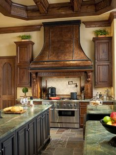 Bentwood Kitchen. LOVE THIS!! Beautiful! Might possibly change color of counter tops slightly