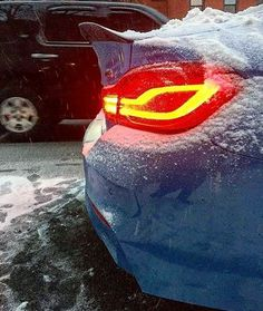 M4 Fresh In The Snow.