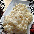 Miam un bon riz au lait au bon goût de l'enfance et ultra pratique à faire ! qui ne serait pas tenté non ?!? Moi qui suis toujours en...