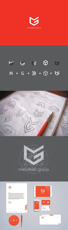 Jak jsem tvořil nový vizuální styl pro novou společnost Metallkon Group s.r.o  http://michalbotek.cz/jak-jsem-tvoril-novy-vizualni-styl-pro-novou-spolecnost-metallkon-group-s-r-o/