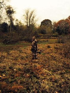 Kristy lundin. All bundled up on a cold day of hunting. Long Island hunting