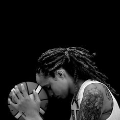 Brittney Griner. (Tim Clayton/The Players' Tribune)