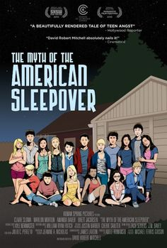Find more movies like The Myth of the American Sleepover to watch, Latest The Myth of the American Sleepover Trailer, Four young people navigate the suburban wonderland of metro-Detroit looking for love and adventure on the last weekend of summer. Teen Movies, Hd Movies, Movies To Watch, Movies Online, Movie Tv, Films, Sleepover Film, American Graffiti, Best Movie Posters