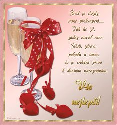 Cardmaking, Wine Glass, Origami, Alcoholic Drinks, Happy Birthday, Place Card Holders, Tableware, Frases, Happy Brithday