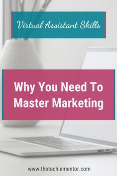 Marketing is not selling, and many entrepreneurs and virtual assistants fear selling. Marketing your business, products, and services is all about awareness. Listen to episode 88 of my virtual assistant podcast to learn why learning marketing is the most important skill you need to master for your virtual assistant business. For more virtual assistant training and tips follow me @thetechiementor Virtual Assistant Services, Business Products, Finding Yourself, Training, Marketing, Tips, Work Outs, Excercise, Onderwijs