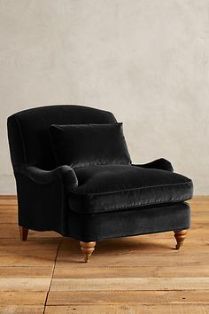 Velvet Glenlee Chair, Landon - anthropologie.com