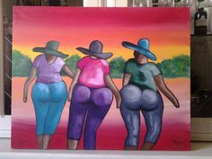 Africanas...passeio