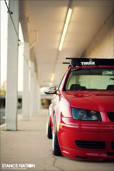 Marv's MK4 Jetta by Ronaldo.S, via Flickr