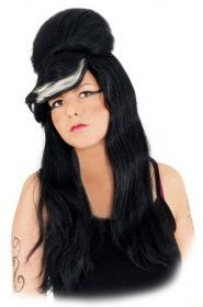 Perücke Souldiva Amy Winehouse