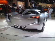 Chevy Stingray concept car