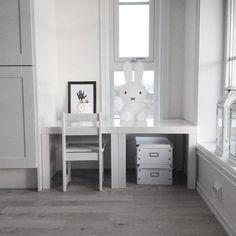 un bureau pour les plus petits - scandinave  - déco enfant