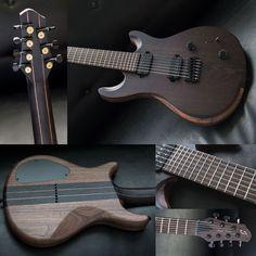Jericho Guitars Edge 7 Premium
