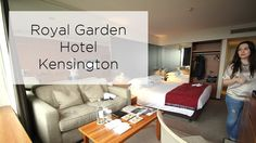 ROYAL GARDEN HOTEL, KENSINGTON   AWESOME WAVE