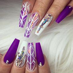 I'm loving this because purple is involved  Follow me @gigi8869