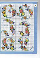 Colorful alphabet (2)