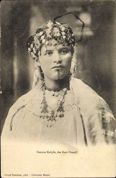 orient ₪ femme kabyle algeria africa