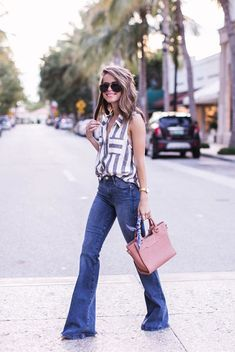 0cf79881643 15 Dressy Jeans Outfit Ideas to Try This Summer