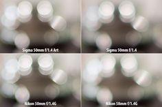 sigma 50mm 1.4 vs nikkor 50mm 1.8g