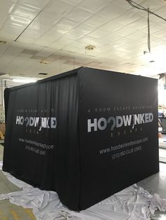 Buy a Portable Dressing Room from Oh My Print Solutions which can be custom printed with your logo. Changing Rooms have Fabric Walls and a Collapsible Frame. Portable Dressing Room, Four Rooms, Changing Room, Escape Room, Adventurer, Printing On Fabric, Puzzle, Nyc, Canada